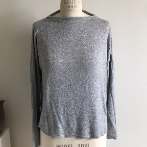 Zara Relaxed Pullover Sweater
